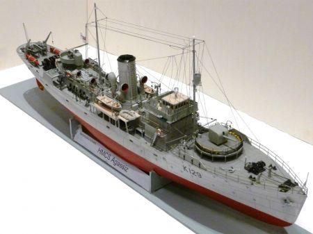 Kanadyjska korweta HMCS Agassiz