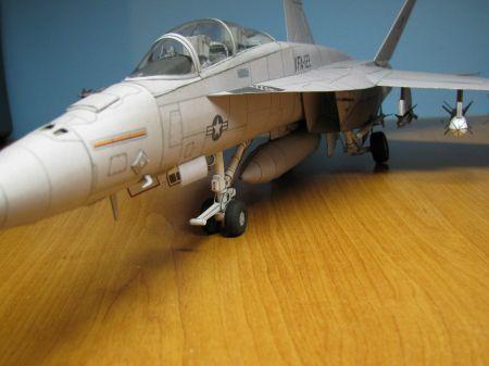 F/A-18 Super Hornet [Modelik]