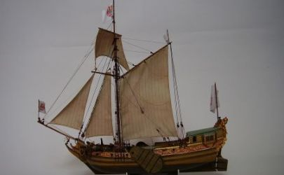 Grosse Jacht 1678 (1:100)