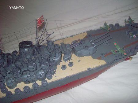 Pancernik Yamato (Dodane Nowe Zdjęcia)