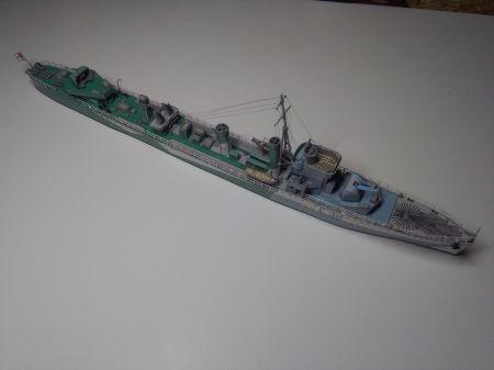 HMS Vanity, JSC 71. 1:400.
