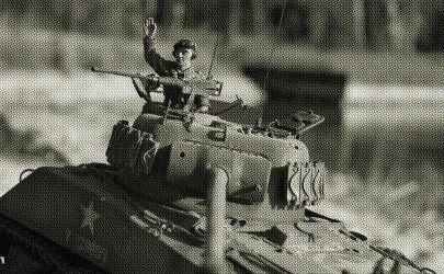 Polskie Siły zbrojne na zachodzie. 1 Dywizja Pancerna.