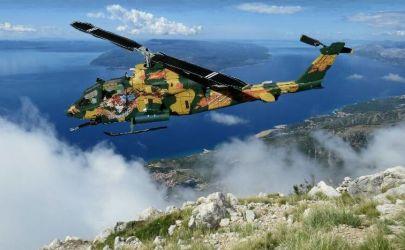 BELL  AH - 1S Cobra