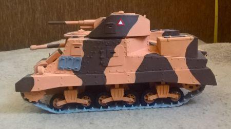 M3 General Grant Super Model 1/97