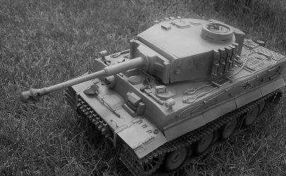 PzKpfw  VI Tiger  Ausf. H1
