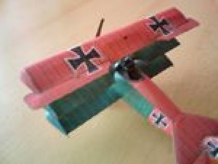 Fokker DR I -  I wojna światowa