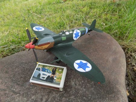 Supermarine ,,Spitfire'' PR Mk. IX C (זרוע האויר והחלל)
