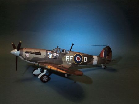 Spitfire MK Vb  Jana Zumbacha