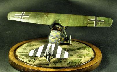 Fokker E.V po niemiecku ;)