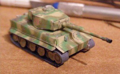 PzKpf VI Tiger