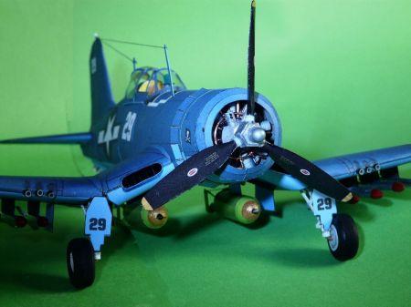 F4U - 1D  CORSAIR  - hybryda...