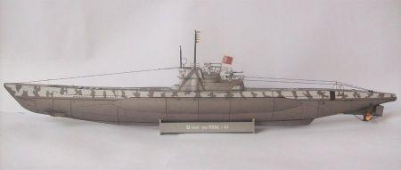 U-boot  typ VII C/44