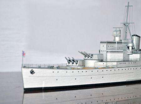 JSC 001 HMS Sheffield