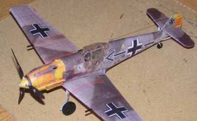 BF-109 F-4/N