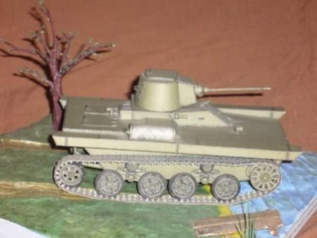 Polski czołg PZInż.130