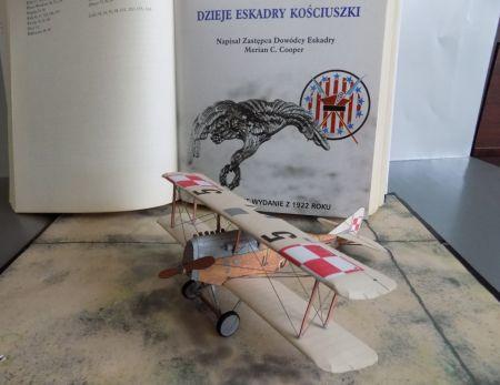 Ansaldo A.1 ,,Balilla'' (Polskie Lotnictwo Wojskowe, 7 Eskadra Myśliwska - lipiec 1920)