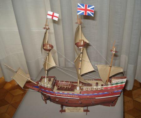 Okręt Mayflower