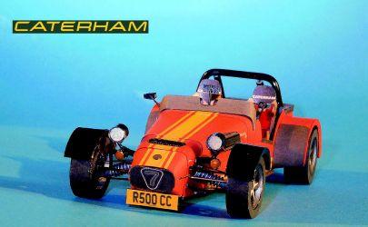 Caterham - legenda brytyjskiej motoryzacji