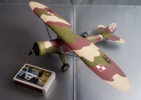 Lublin R-XIIID (13 Eskadra Obserwacyjna PSP)