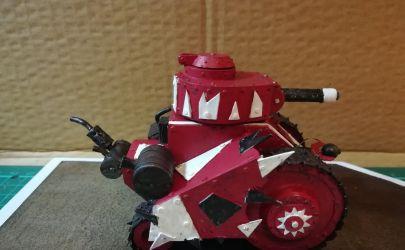 Grot Tank z Warhammera 40 000