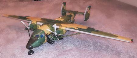 Samolot wielozadaniowy PZL M-28B