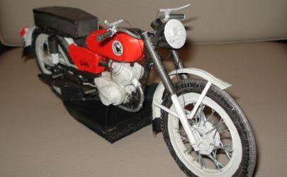Motocykl WSK M06B3 Gil