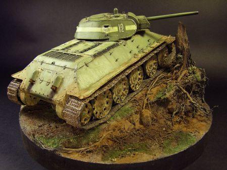 Wróg u bram! Stalingradzki T-34/76