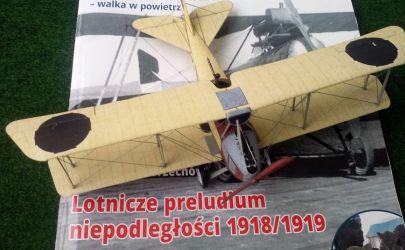 Rumpler C.I (Polskie Lotnictwo Wojskowe - Listopad 1918)