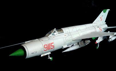 MiG 21 po raz drugi