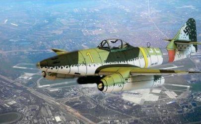 Me  262A - 1a  Schwalbe