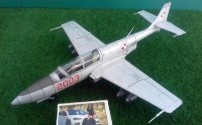 PZL TS-11 bis DF ,,Iskra'' (41 Eskadra Lotnictwa Taktycznego - 2007 r.)