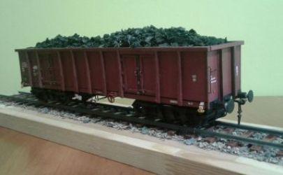 Wagon węglarka 408 EAOS