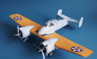 Grumman XF5F Skyrocket