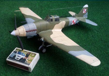 Iljuszyn Ił-10 ,,Beast'' (4 Pułk Lotnictwa Szturmowego - 1950)