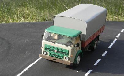 Samochód Ciężarowy Star 28