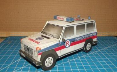 Ambulans Terenowy