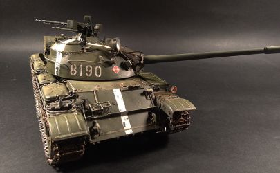 Polski T-55 GPM