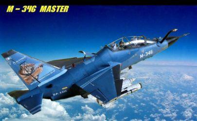 Następca Irydy   M-346 MASTER