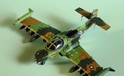 Cessna  A-37 DRAGONFLY  VNAF