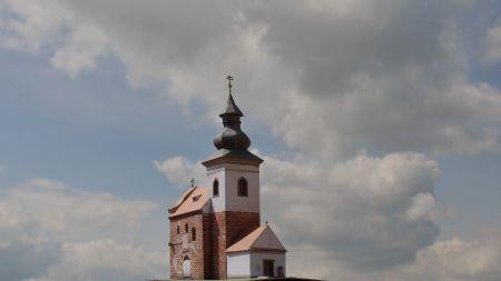 Kostel sv Jakuba - Stribrna Skalice