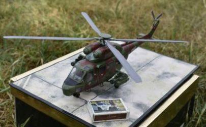 PZL W-3WA ,,Sokół'' (Samodzielna Grupa Powietrzno-Szturmowa PKW ,,Irak'' - 2004)