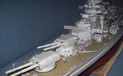 Niemiecki Pancernik Bismarck