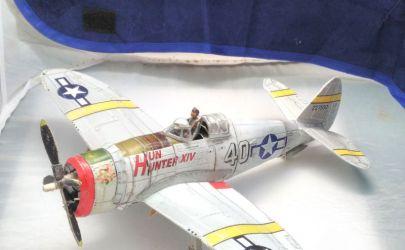 GPM P 47 D Thunderbolt 1:33
