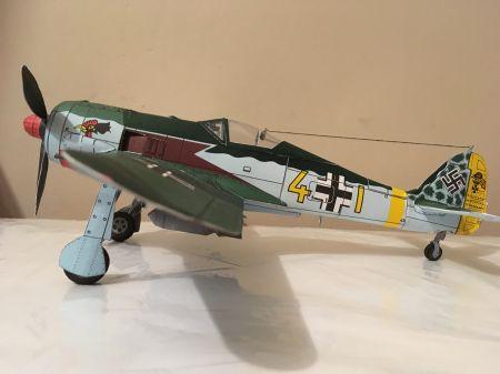 Focke-Wulf FW-190 A3