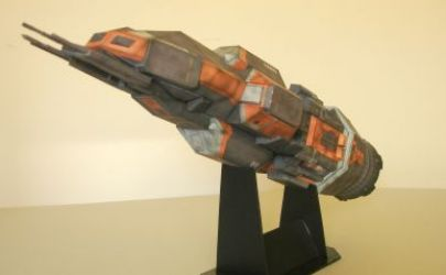 [SF] The Expanse - Rocinante/Tachi 1:100