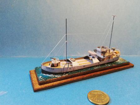 Polski Lugier Korab II JSC 1:400