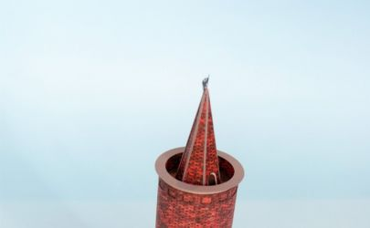 RAVEN6 i Wieża Piastowska w Opolu. GPM, skala 1:150. Bardzo!