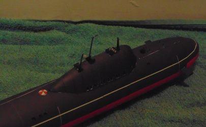 Okręt podwodny projektu 705 LIRA (ALFA)