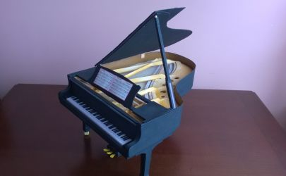 Fortepian koncertowy