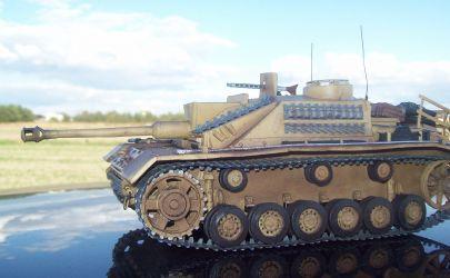 StuG  40 Ausf .G  (FlyModel)